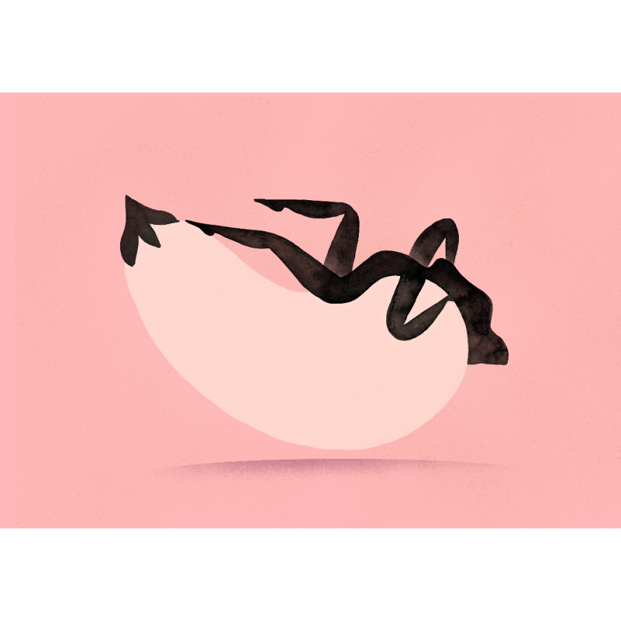 vegan erotica / pink
